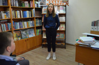 Лопарёва Фаина 5А